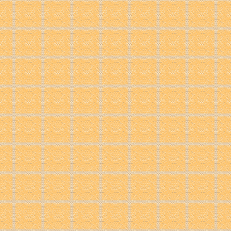 First Frost Butterscotch Squares fabric by anniedeb on Spoonflower - custom fabric