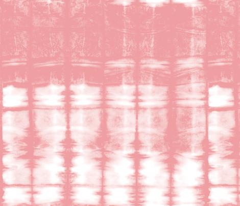 Shibori 19 Soft Flamingo fabric by theplayfulcrow on Spoonflower - custom fabric