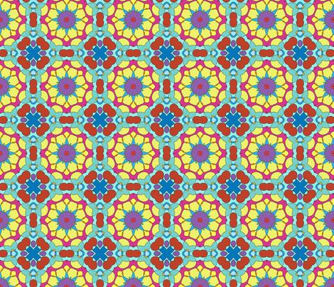 mandala_17 fabric by ae_fresia on Spoonflower - custom fabric