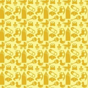 Nursery - 2in (yellow)