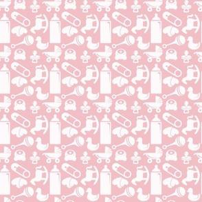 Nursery - 2in (pink)