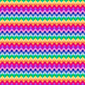 Rainbow Landscape - 4inch