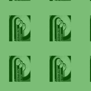 A Christmas Carol (green)