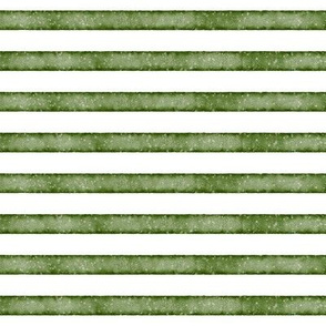 salted watercolor stripes // witch green