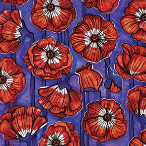 poppy_print-vector