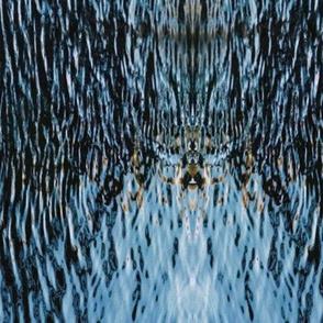 BLUE LAGOON H202- MIRRORED