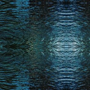 BLUE LAGOON H204-TRIBAL STRIPE NOUVEAU