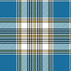 "Livingston dress tartan - 6"" ancient"