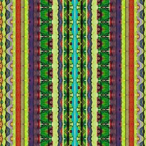 Wild A%*& Color Stripe