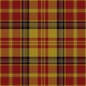 Aboyne district tartan, 6""