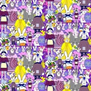 Bunny Custom Fabric  Collection