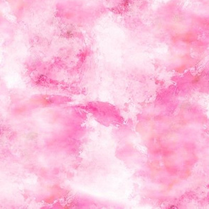 Pink Abstract Watercolour Paint & Splatter