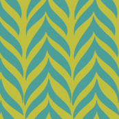 PsyGrv_GreenTeal_Chevron