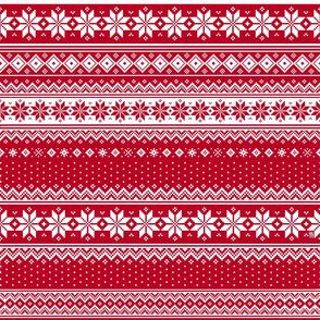 Nordic Christmas RedV3