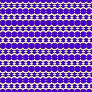 Purple and Yellow Chain
