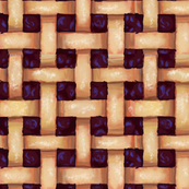 Blackberry Pie Pattern