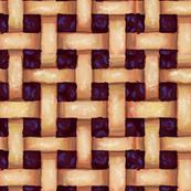 Blackberry Pie Pattern