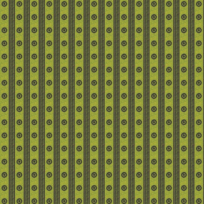 Dr Morse's Root Pills Stripe - Green
