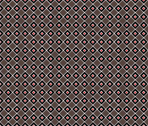 Ice Box 2 - Coffee Shop  fabric by engravogirl on Spoonflower - custom fabric