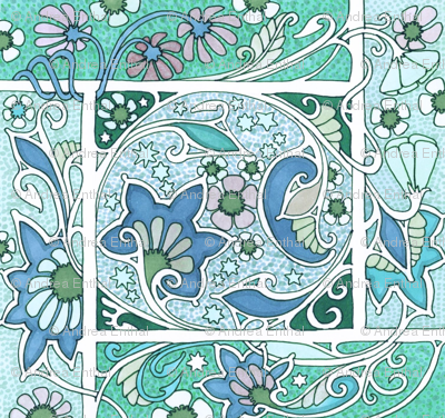 Enchanted Gardens of 1913