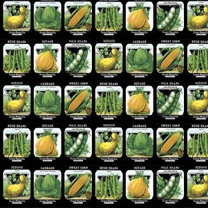 Seed Packets - 3in