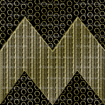 Rfake_gold_stripes_and_rings_on_black_preview