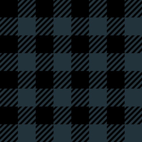 Spruce plaid - wholecloth coordinates