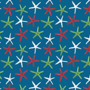 Christmas Starfish
