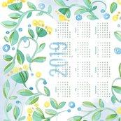 2019_calendar_tea_towel_vine_flowers_150_shop_thumb