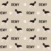 custom name fabric