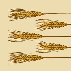barley block print