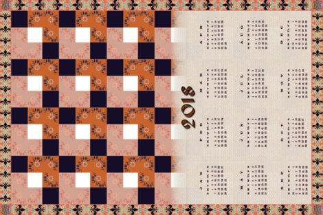 Rfloral_check_tiles_tea_towel_calendar_2018_final_shop_preview
