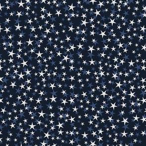 Constellation: Midnight Blue