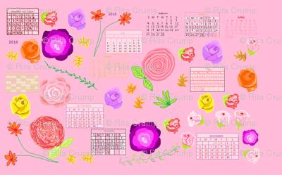floral_calandar_tea_towel_2018