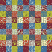 medieval patchwork