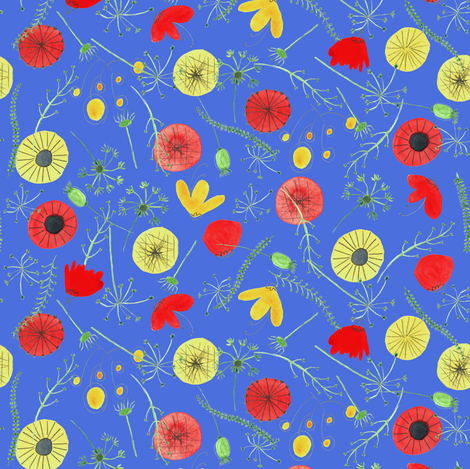 pattern #28 fabric by irenesilvino on Spoonflower - custom fabric
