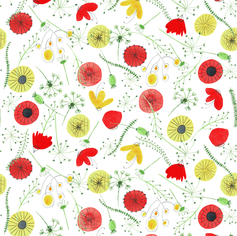 Pattern #52 fabric by irenesilvino on Spoonflower - custom fabric