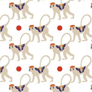 Monkey polka