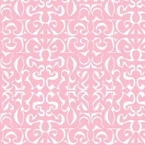 ARABESQUE Powder Pink