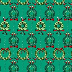 Retro Wreaths