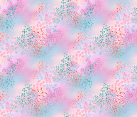 Watercolour 2 fabric by raccoons_rags on Spoonflower - custom fabric