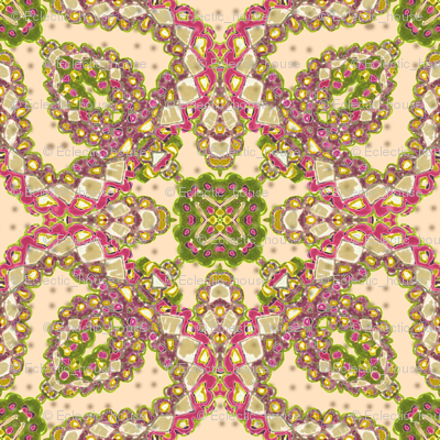 Rpink_and_green_christmas_kaleidoscope_preview