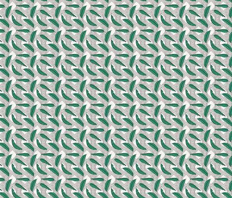 ORINOCO_JUNGLE_LINE SMALL fabric by holli_zollinger on Spoonflower - custom fabric