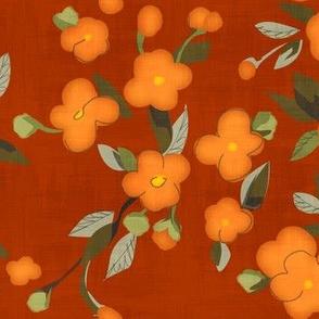 Bittersweet Flowers
