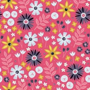 Garden Joy (Pink)