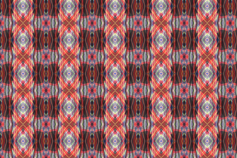Peruvian tartan fabric by lulu_llewellyn on Spoonflower - custom fabric