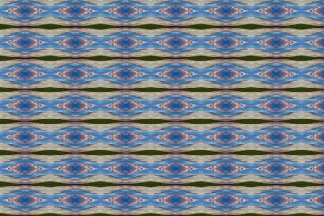 Peruvian blue fabric by lulu_llewellyn on Spoonflower - custom fabric