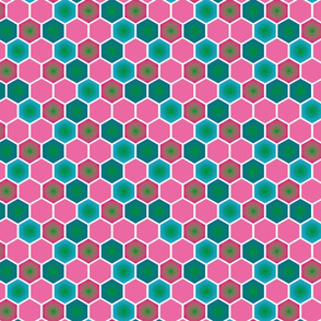 Hexagons_Pinks_And_Greens-01