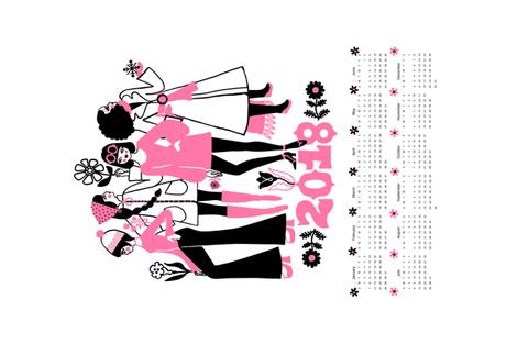 MAJA_2018groovy fabric by maja_a on Spoonflower - custom fabric