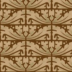Art Nouveau Serpentine 1e